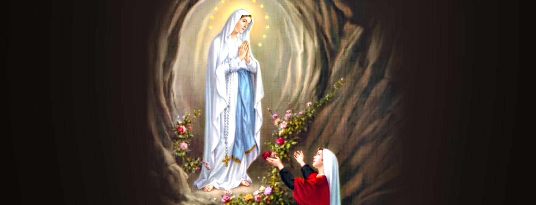 Lourdes Novena