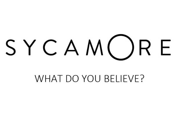Sycamore – What do you believe?