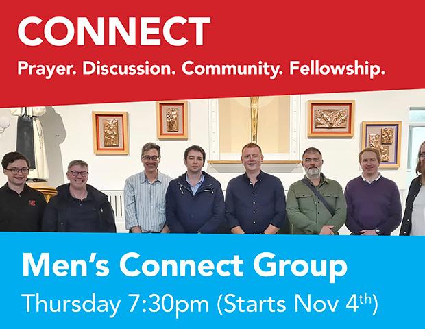 Men's Connect Group